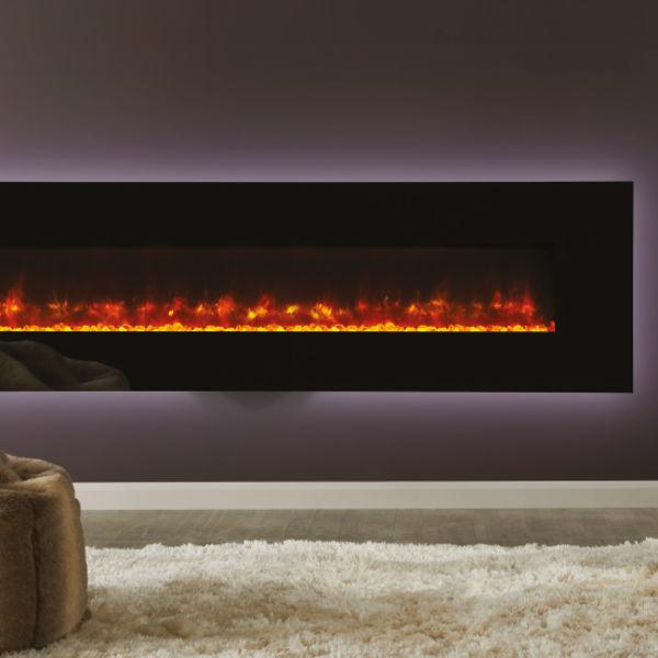elektrokamine radiance. Black Bedroom Furniture Sets. Home Design Ideas